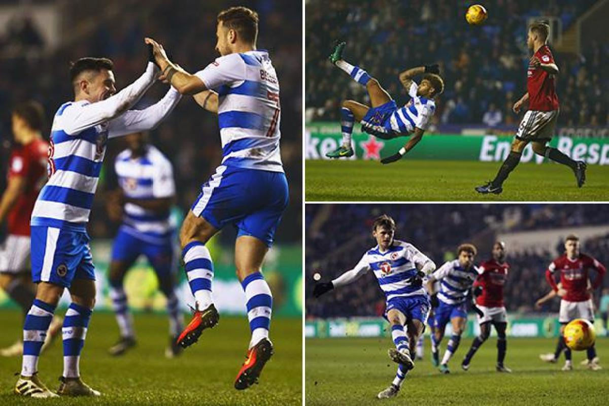 Reading 1 Fulham 0: Roy Beerens strike lifts Royals up to third after Chris Martin ... - The Sun
