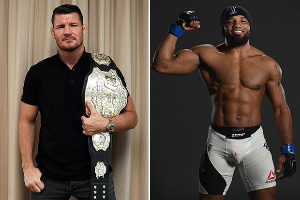 Michael Bisping vs Yoel Romero: UFC president Dana White confirms middleweight champ will defend belt against in-form ace this year – The Sun