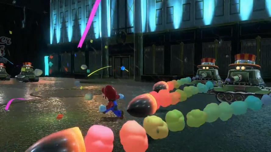 """Résultat de recherche d'images pour """"super mario odyssey gameplay footage"""""""