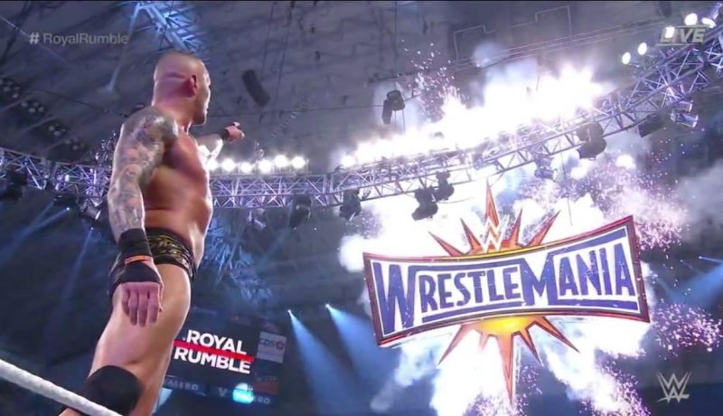 Image result for randy Orton Wins Royal Rumble