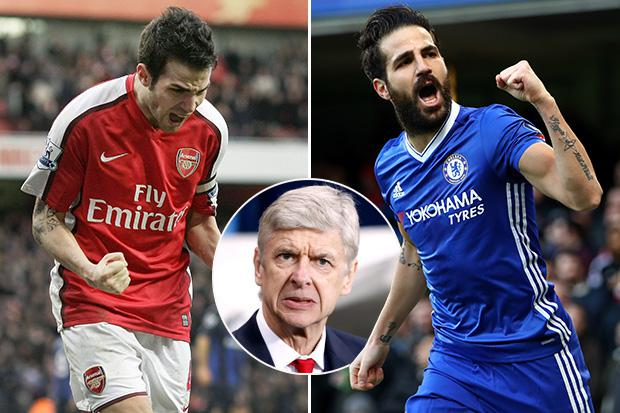 Ex-Arsenal hero Cesc Fabregas has heaped praise on his former side ...