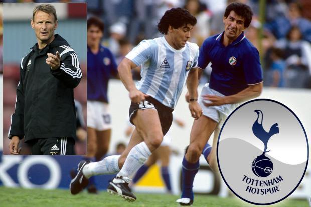 Teddy Sheringham Says Tottenham Almost Signed Diego Maradona But Opted For Jurgen Klinsmann Instead