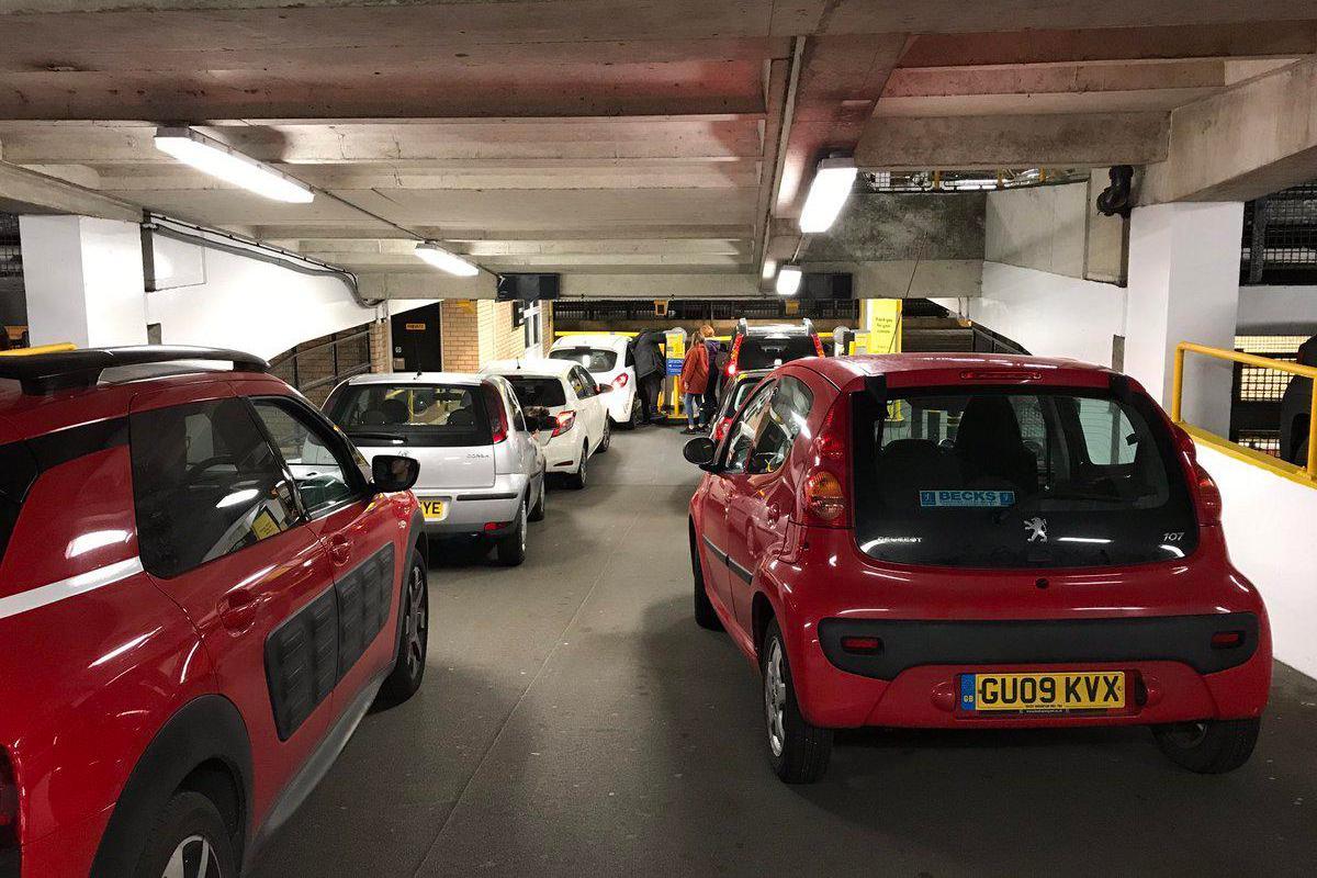 Car Parking Leeds City Centre Ncp