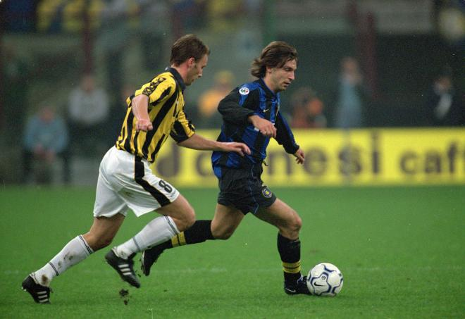 Andrea Pirlo was at Inter Milan before joining AC Milan and becoming a star