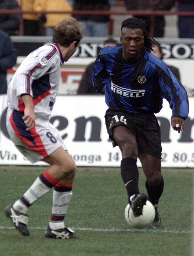 One year after losing Andrea Pirlo, Inter sold Clarence Seedorf to AC Milan