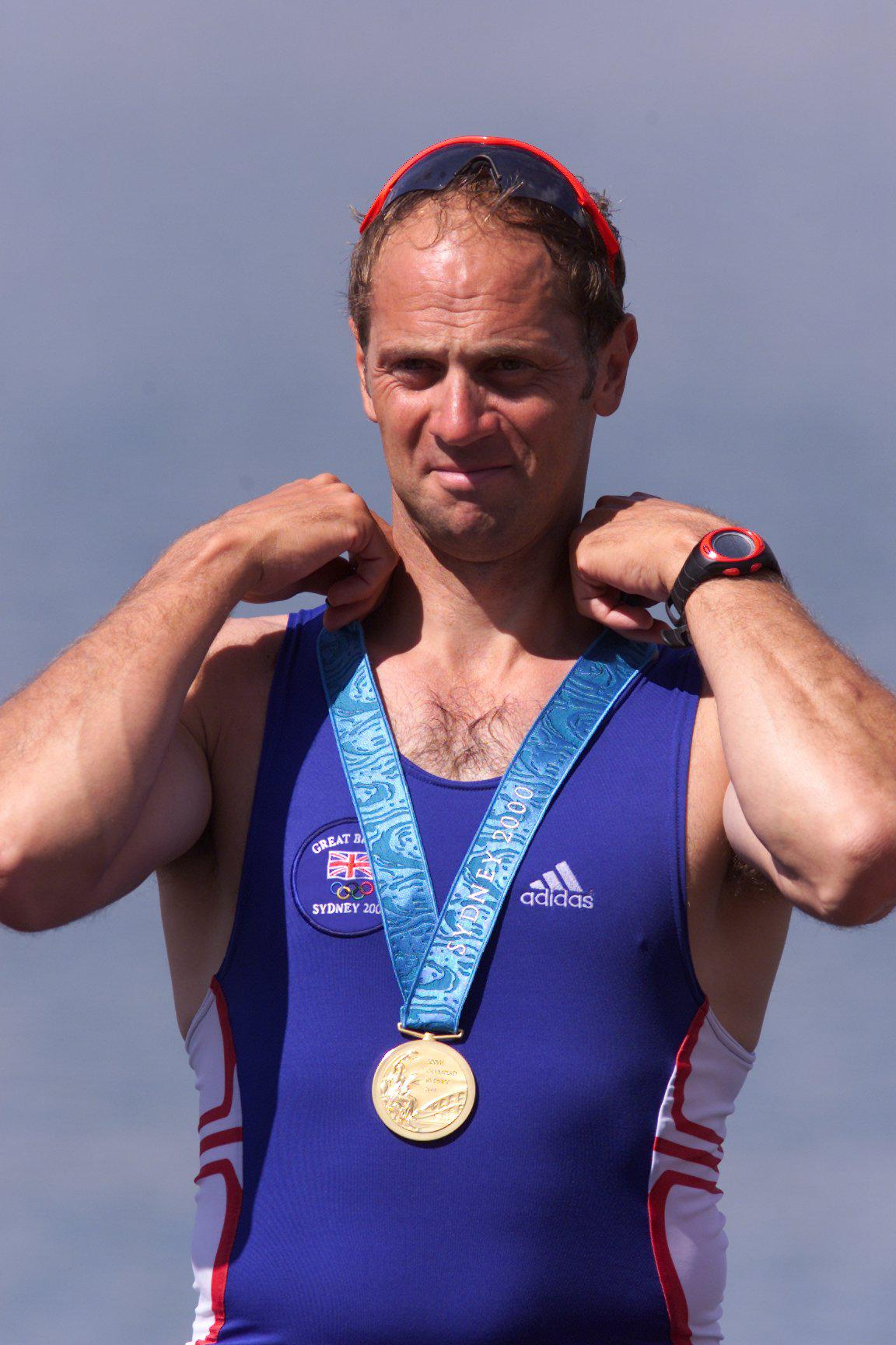 Steve Redgrave famously said in 1996 after winning Olympic gold that people could 'shoot him' if he went near a boat again