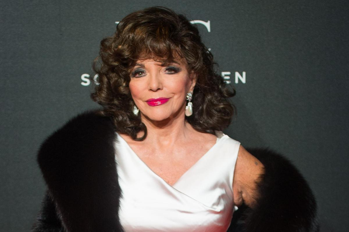 how old is joan collins