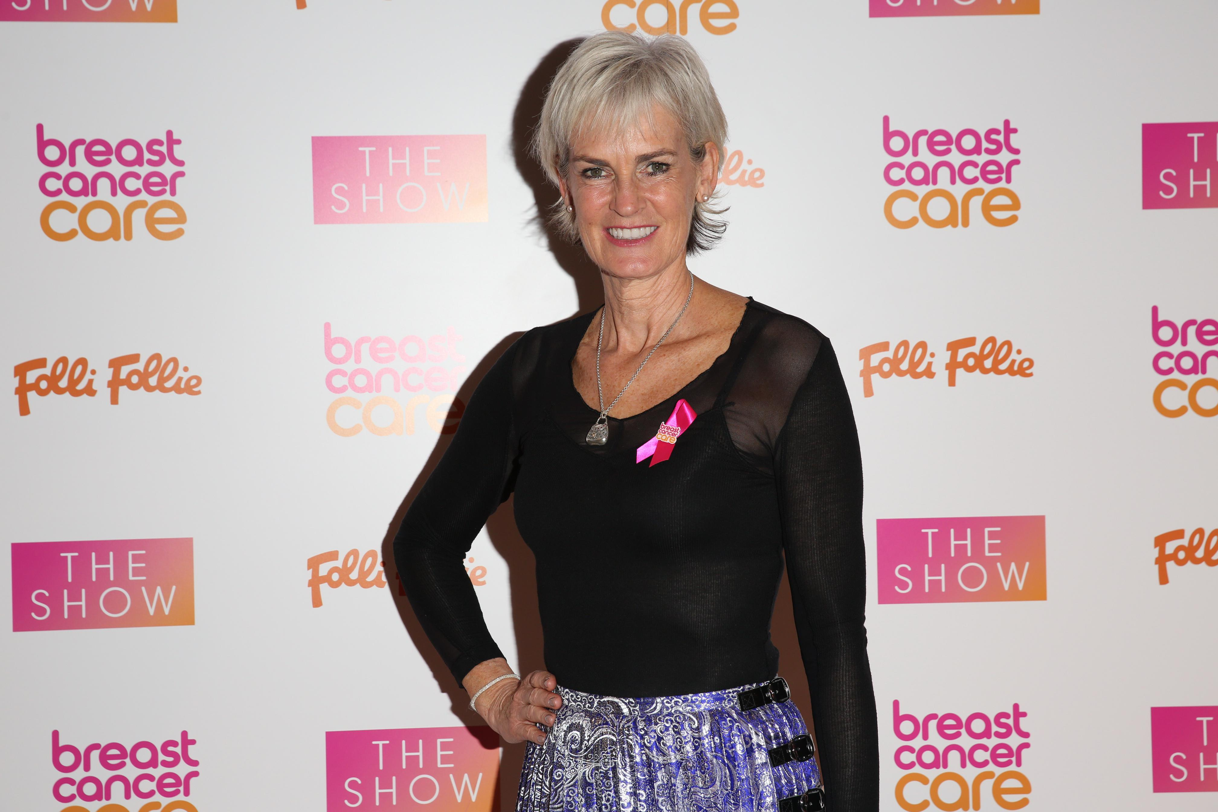 Judy Murray will appear on All Round to Mrs Brown's tonight
