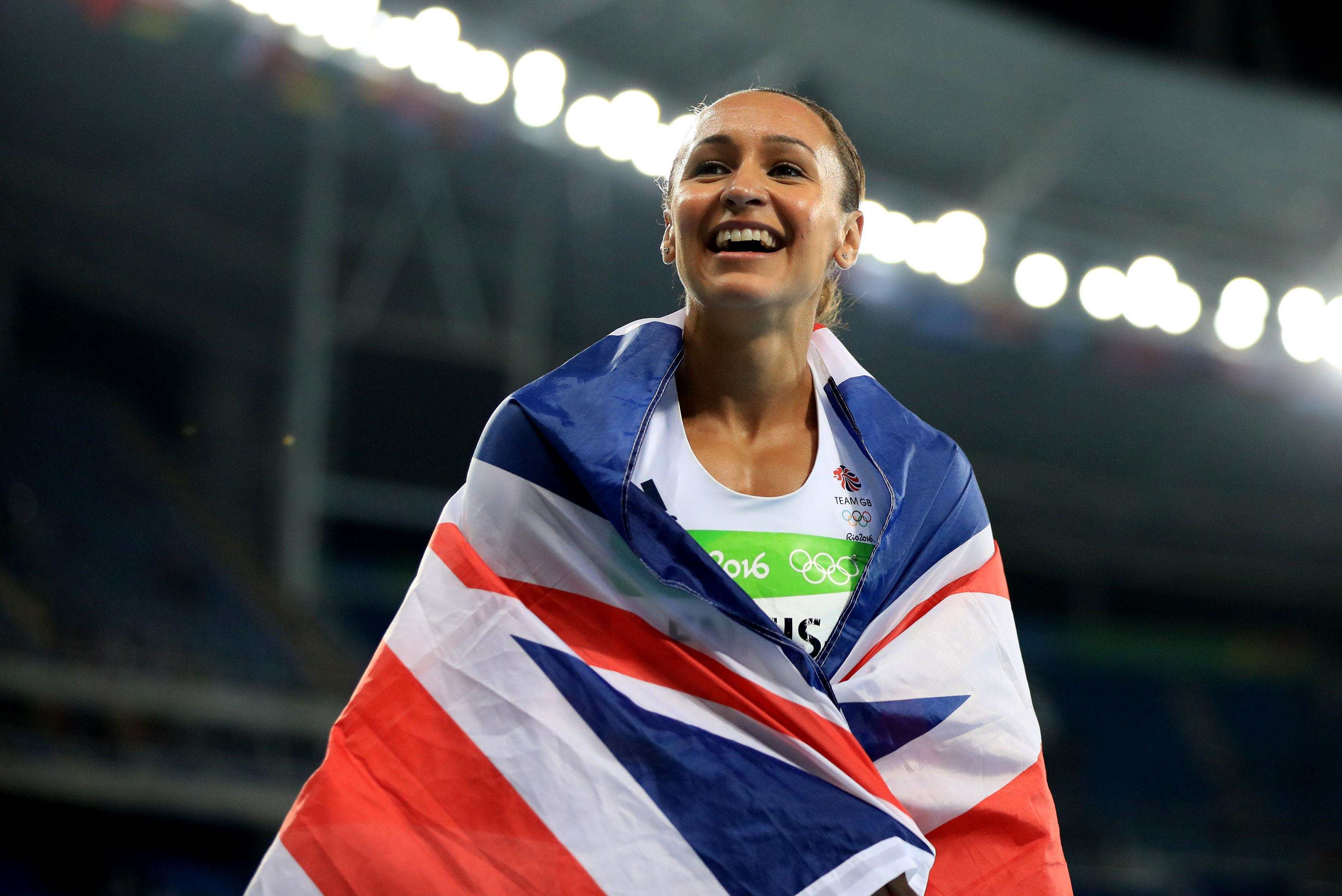 The 31-year-old has enjoyed a glittering career when she won gold medals in all of the major competitions