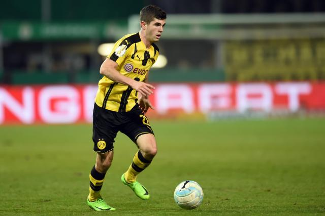Christian Pulisic and Ousmane Dembele can be the future of the German giants