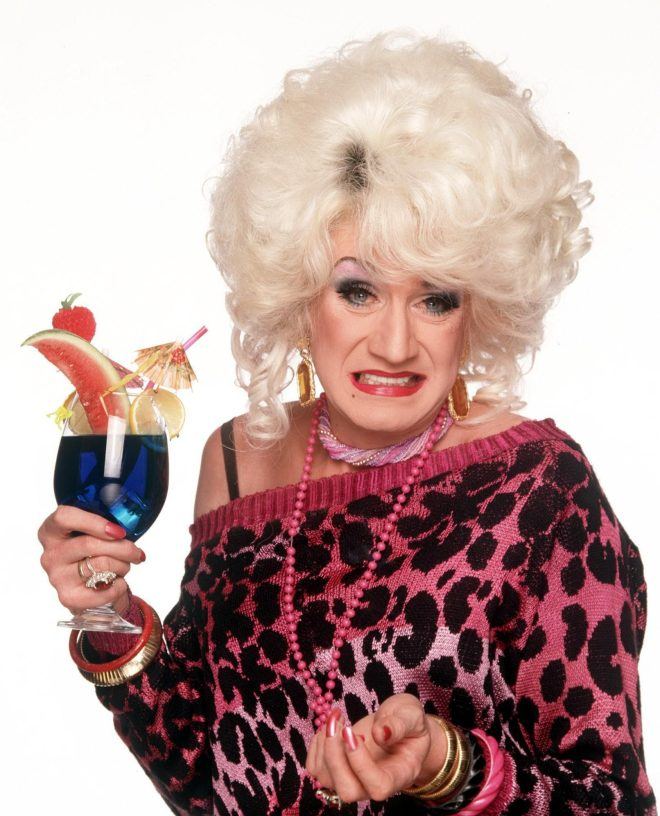 Paul O'Grady Lily Savage