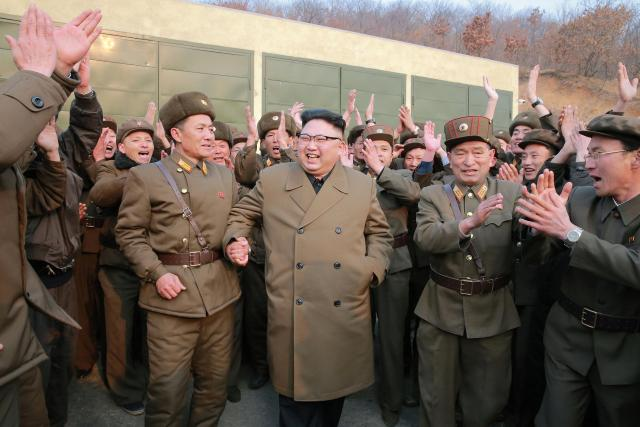 Kim Jong-un has been piling on the pounds in the past year