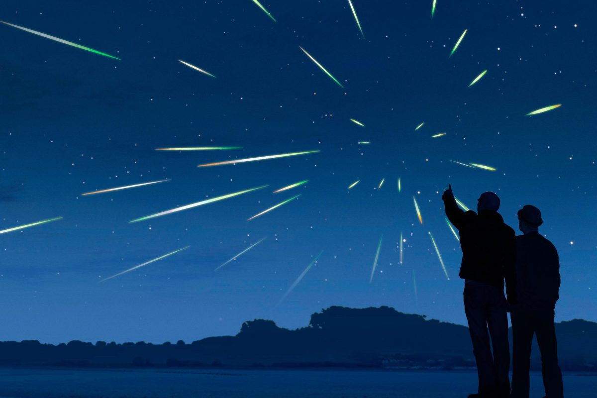 When Is The Lyrid Meteor Shower In The Uk In 2019 How And Where Can