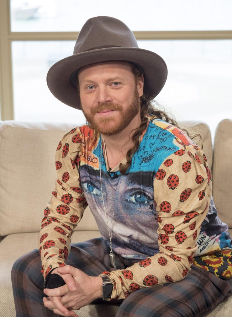Leigh Francis is a comedian who is best known for being Keith Lemon