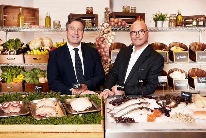 Gregg's MasterChef co-host John Torode previously confessed that he and Gregg aren't friends off-screen