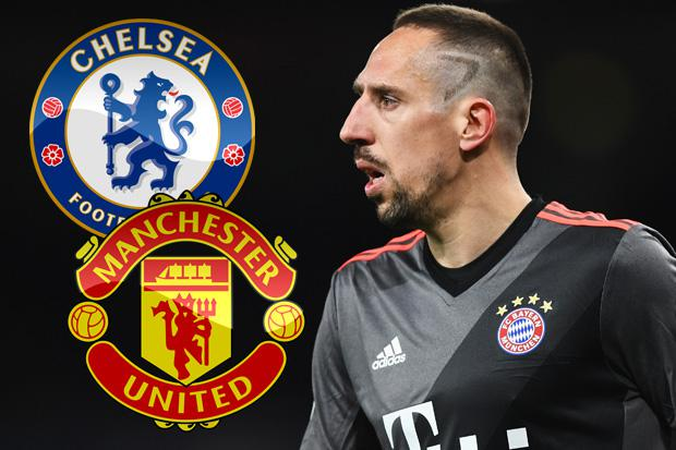 Chelsea transfer news Franck Ribery reveals he turned down Blues