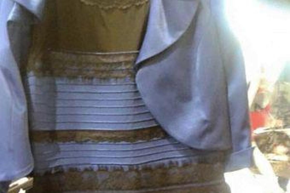 The dress explained - Scientists Have Finally Explained Why People Couldn T Agree On The Colour Of That Dress