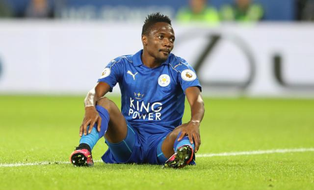 Ahmed Musa was quizzed by cops on suspicion of beating his wife