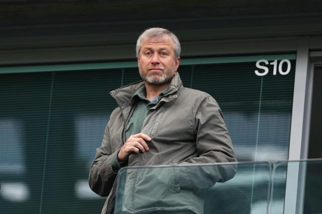 Spurs are also keen to throw over ideological opponent Roman Abramovich