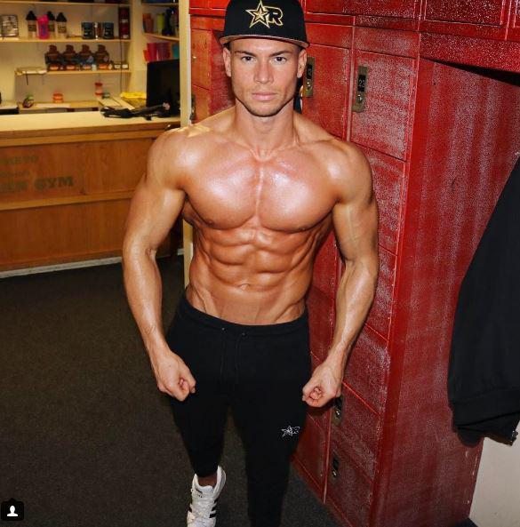 Joel is a bodybuilder and DJ