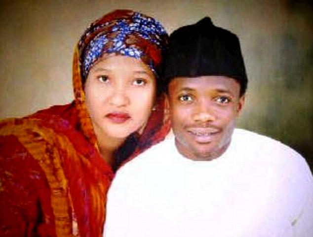 Musa and his wife Jamila have two young children together
