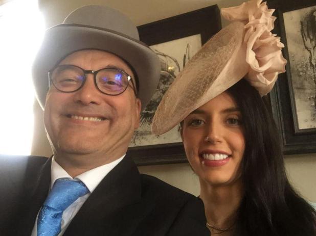 Anne-Marie Sterpini married Gregg Wallace in 2016