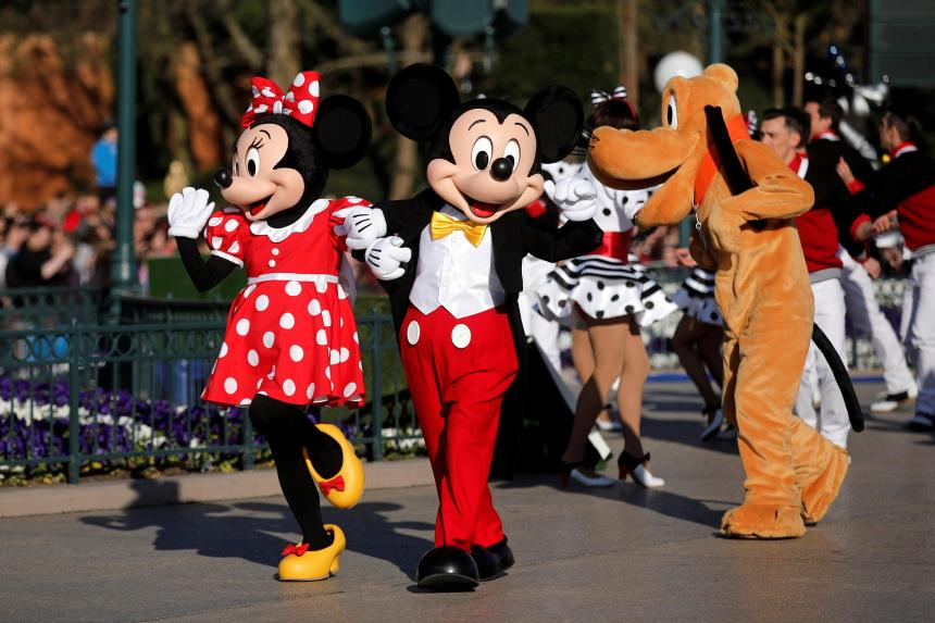Mickey Mouse and all the popular Disney characters will make an appearance at the festival