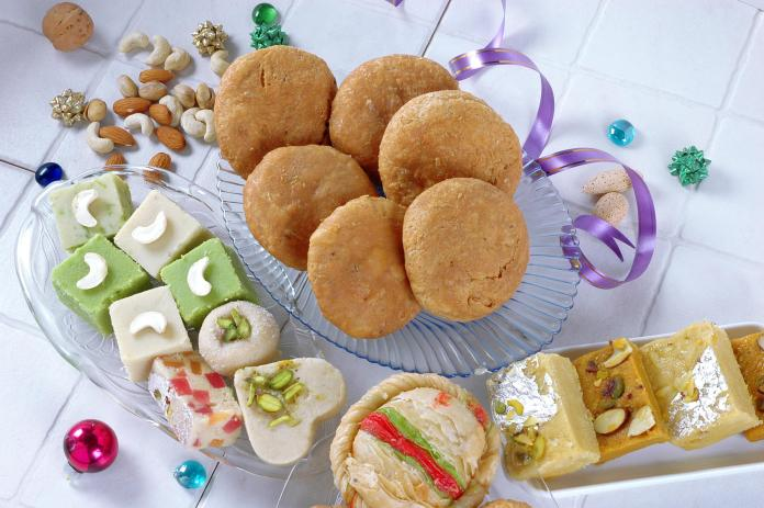 Eid marks the end of the fasting month of Ramadan and many Muslims will feastto celebrate