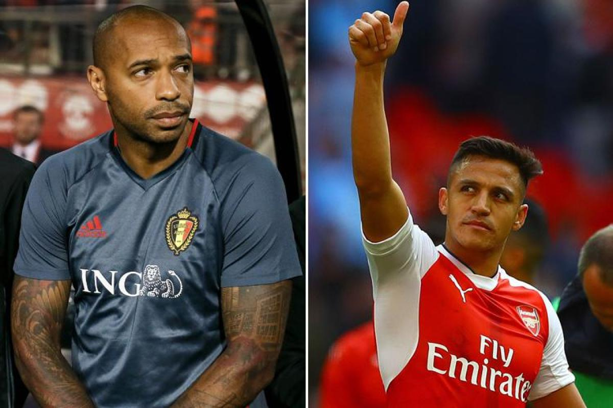 Arsenal rediscover swagger at swansea before alexis sanchez rages again the guardian - Thierry Henry Admits Alexis Sanchez Is The Only Arsenal Star Who Would Get Into Tottenham S Team Ahead Of North London Derby