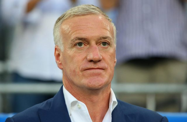 French boss Didier Deschamps has not picked Benzema since the scandal emerged