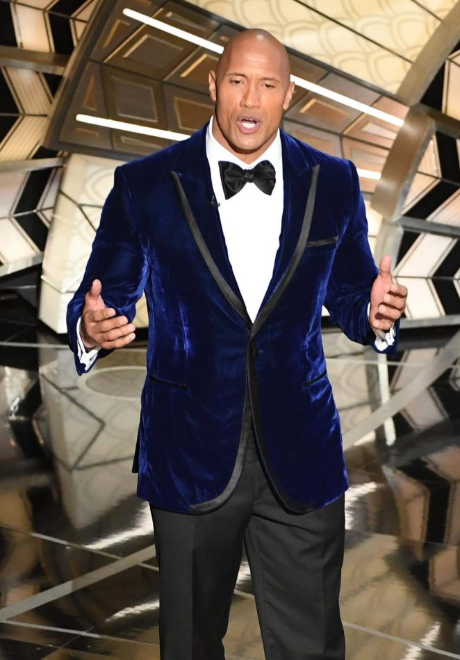 The Rock is the highest paid actor in Hollywood after starring in movies such as The Fate of the Furious