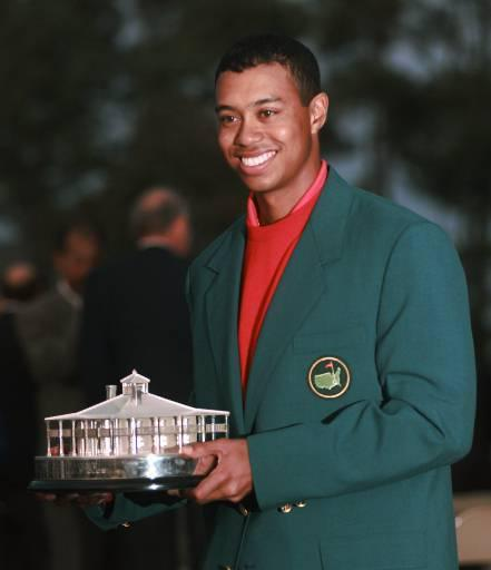 Tiger is the youngest winner of the US Masters