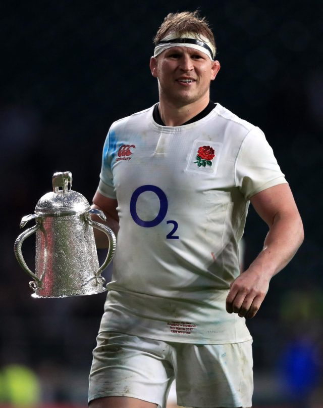 Dylan Hartley has bounced back to become one of Englands most successful skippers