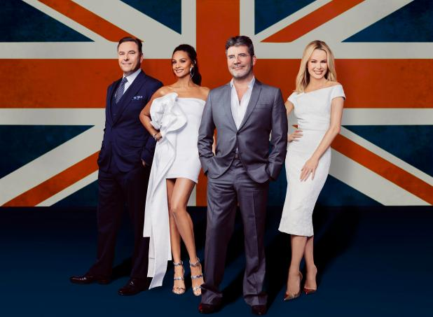 Alesha appeared alongside Simon on the latest series of Britain's Got Talent