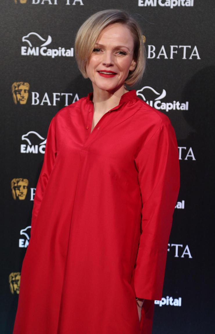 Maxine Peake, the star of BBC show Three Girls