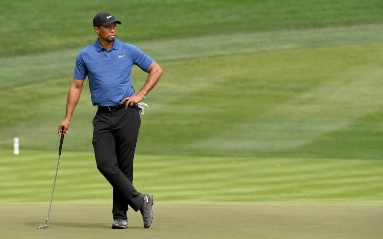 Tiger Woods has been arrested on suspicion of drink-driving
