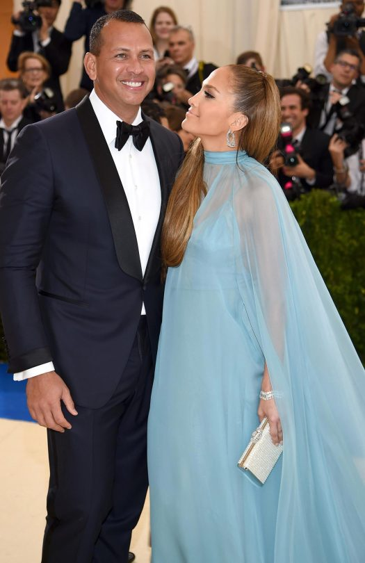 JLo and ARod also stepped out for the first official time as a couple