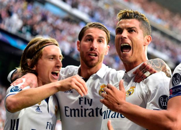 Image result for Cristiano Ronaldo Officially Makes It 400 Goals For Real Madrid