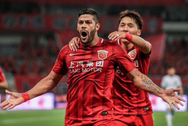 Hulk and his club Shanghai SIPG deny the incident took place