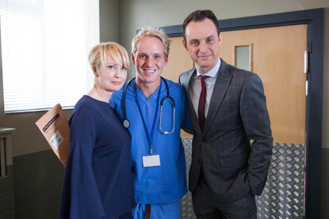Jamie made his acting debut on Hollyoaks in 2017