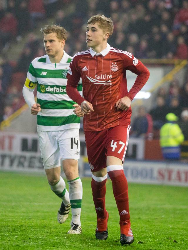 Neither Celtic nor Aberdeen have ever been relegated in Scotland