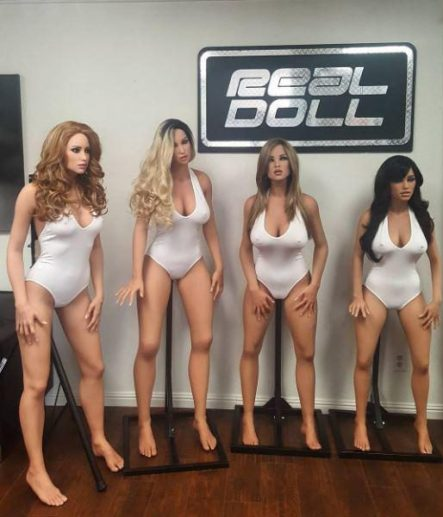Image result for robotic sex doll