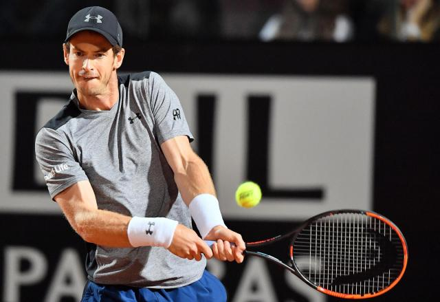 Andy Murray has struggled for form this year