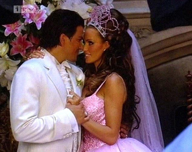 Peter married Katie Price in 2005, but they divorced in 2009