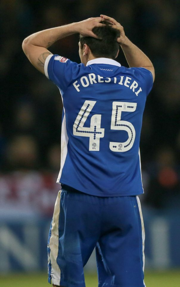 Fernando Forestieri reflects on his miss against Huddersfield in a thrilling climax
