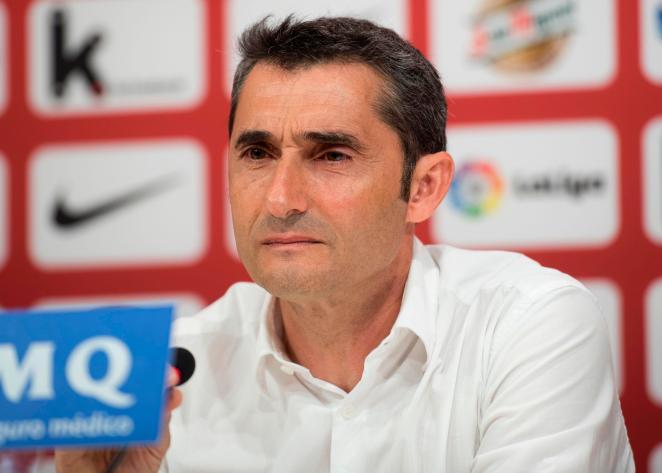 Image result for Ernesto Valverde