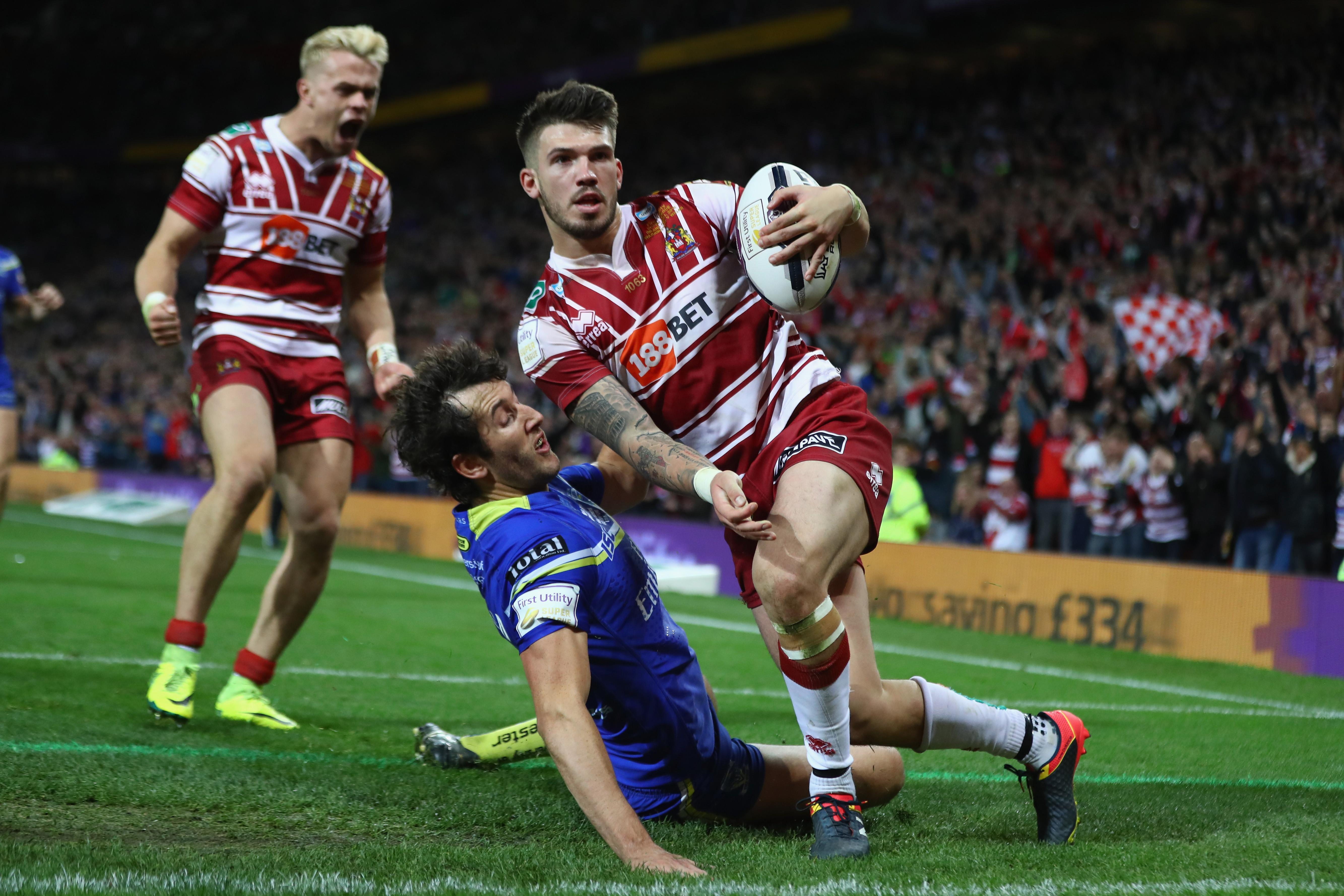 Oliver Gildart is wanted by NRL side Wests Tigers
