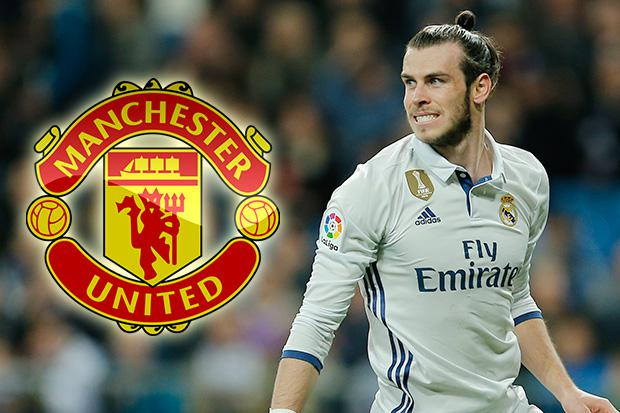 Image result for bale manchester united