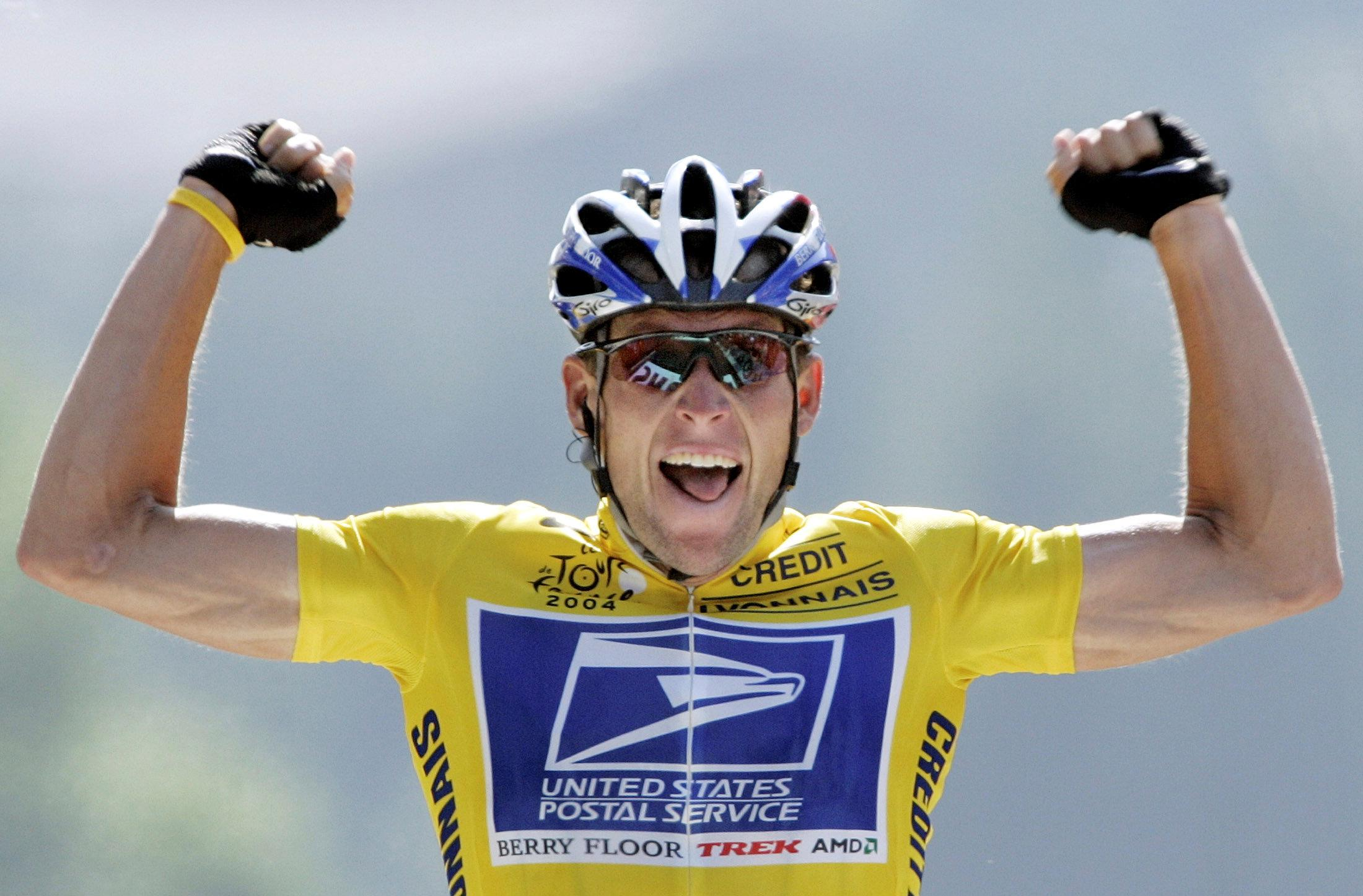 The results of Lance Armstrong from 1998 onwards have been scrubbed from the record books