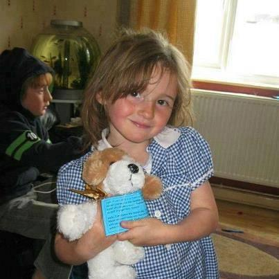 Five Year Old April Was Seen Getting Into A Vehicle Near Her Home In